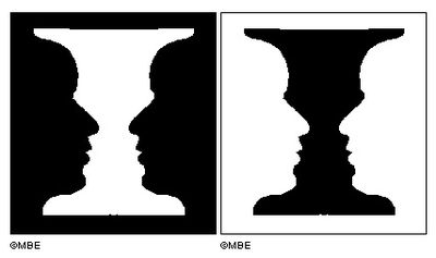 Negative Space Art Glossary Definition