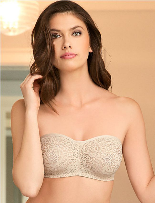 a717253c79 Strapless Bras for B-DD cup sizes