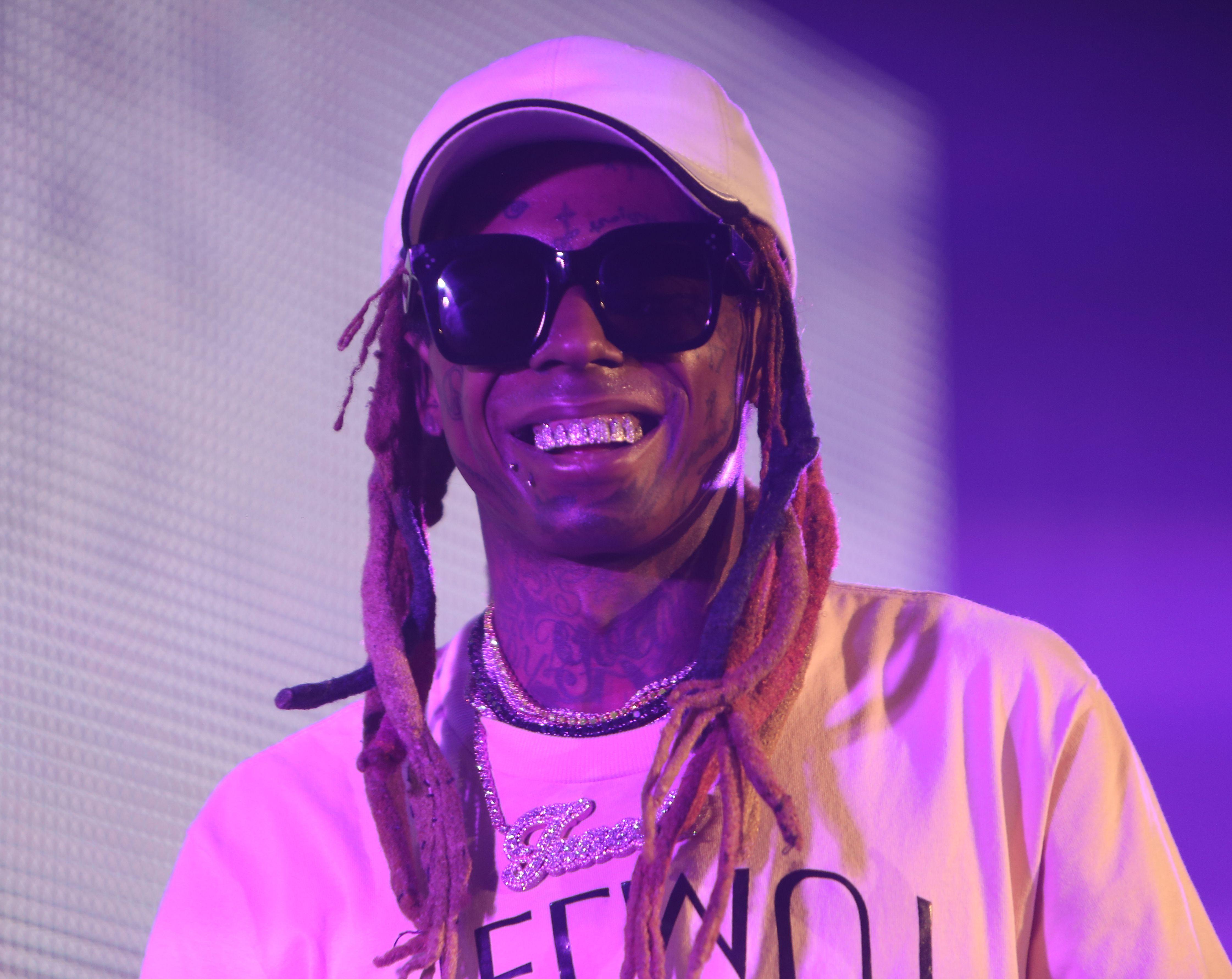 Lil Wayne In Concert - Atlanta, GA