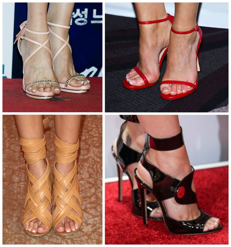5830b52c193a Celebrities With French Pedicures