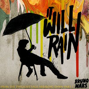 "Bruno Mars - ""It Will Rain"""