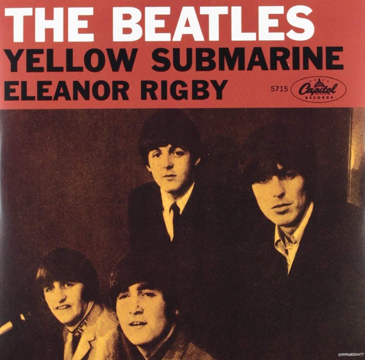 Beatles Yellow Submarine / Eleanor Rigby