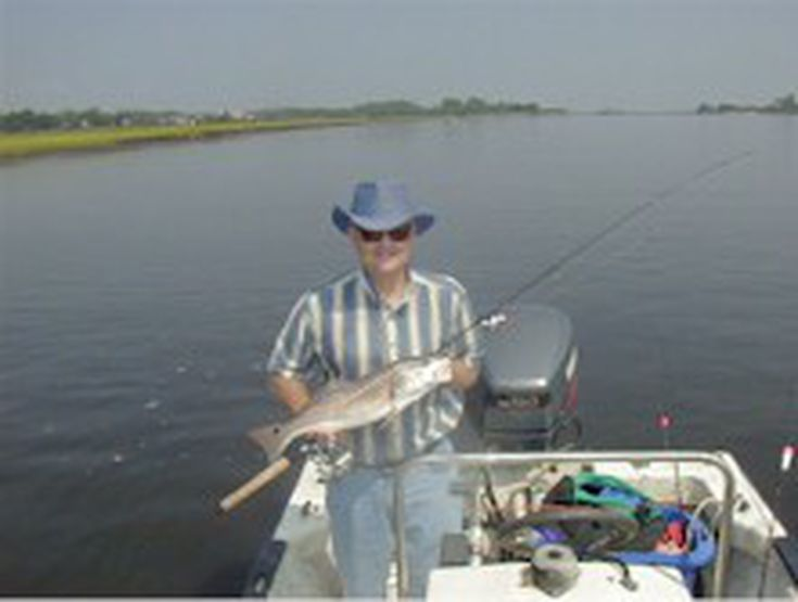Georgia's Year-Round Redfish