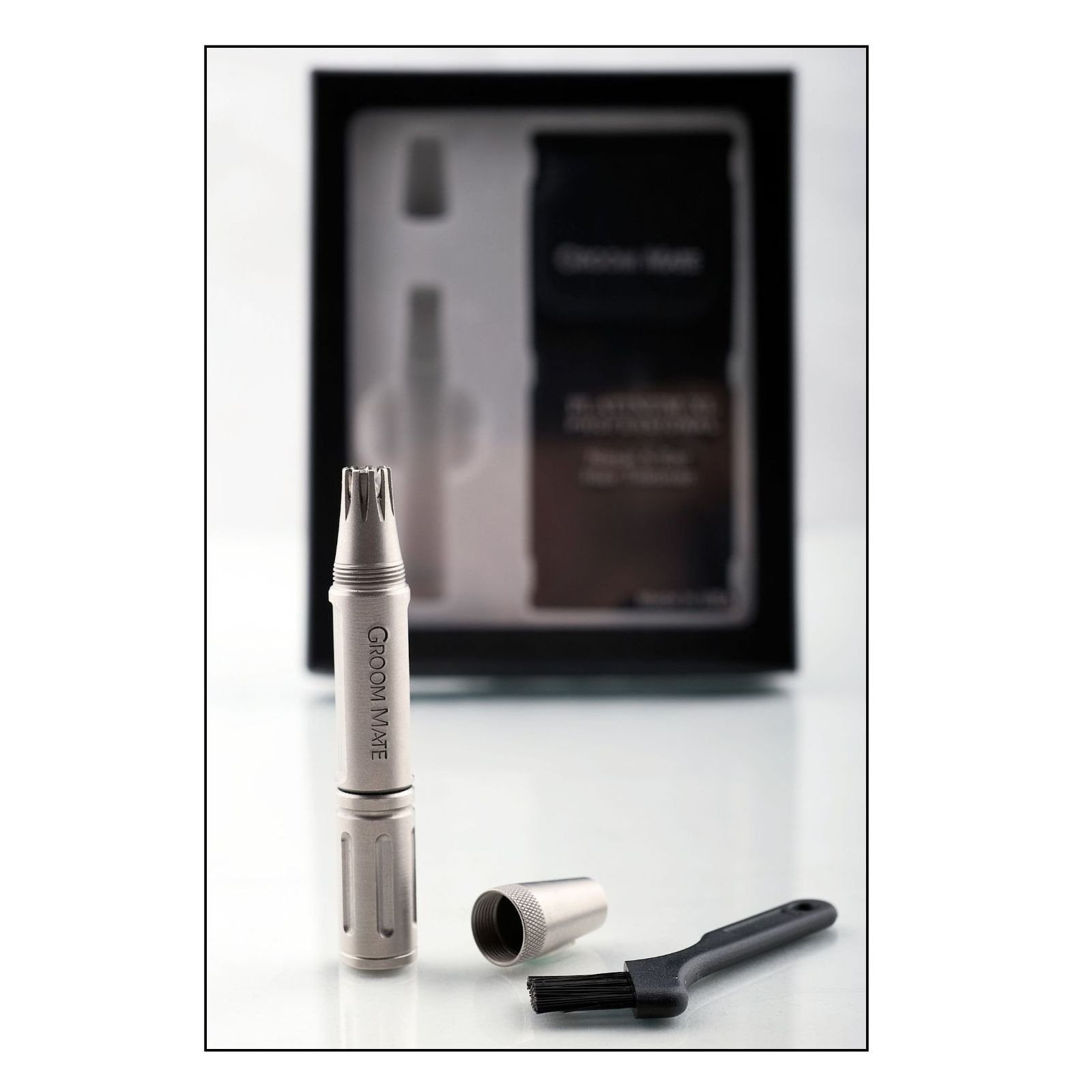 Groom Mate XL Ear and Nose Hair Trimmer