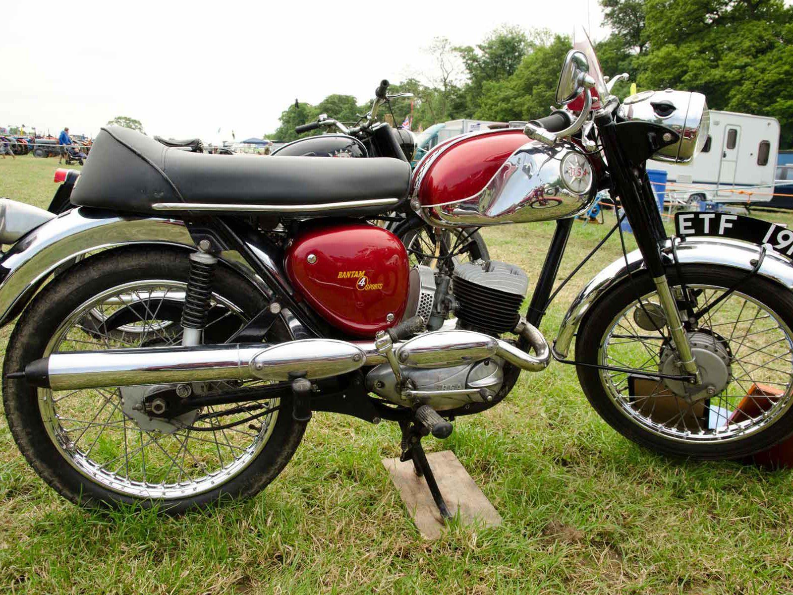 10 Best Classic European Motorcycles