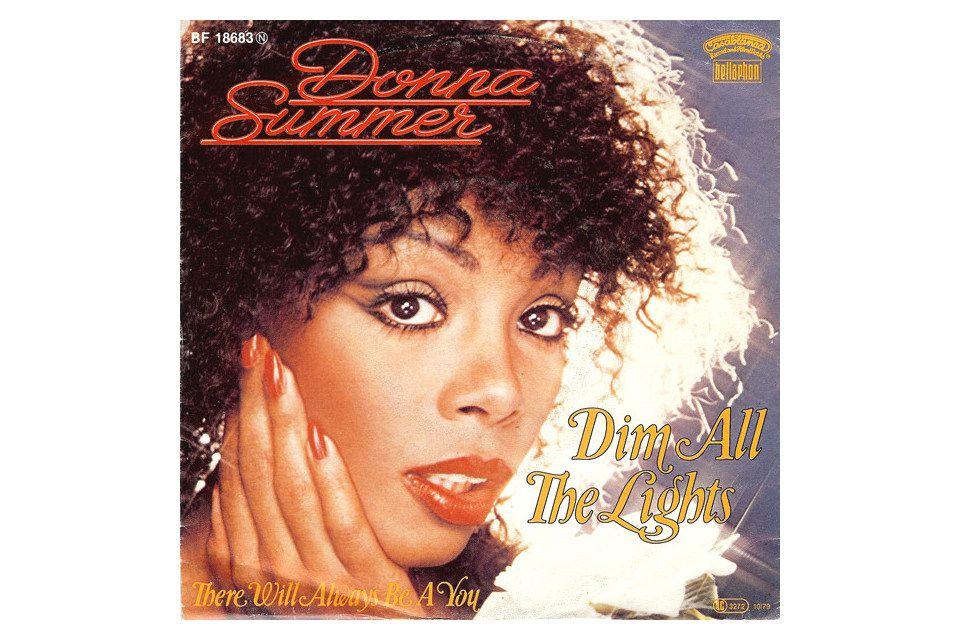 Donna Summer Dim All the Lights