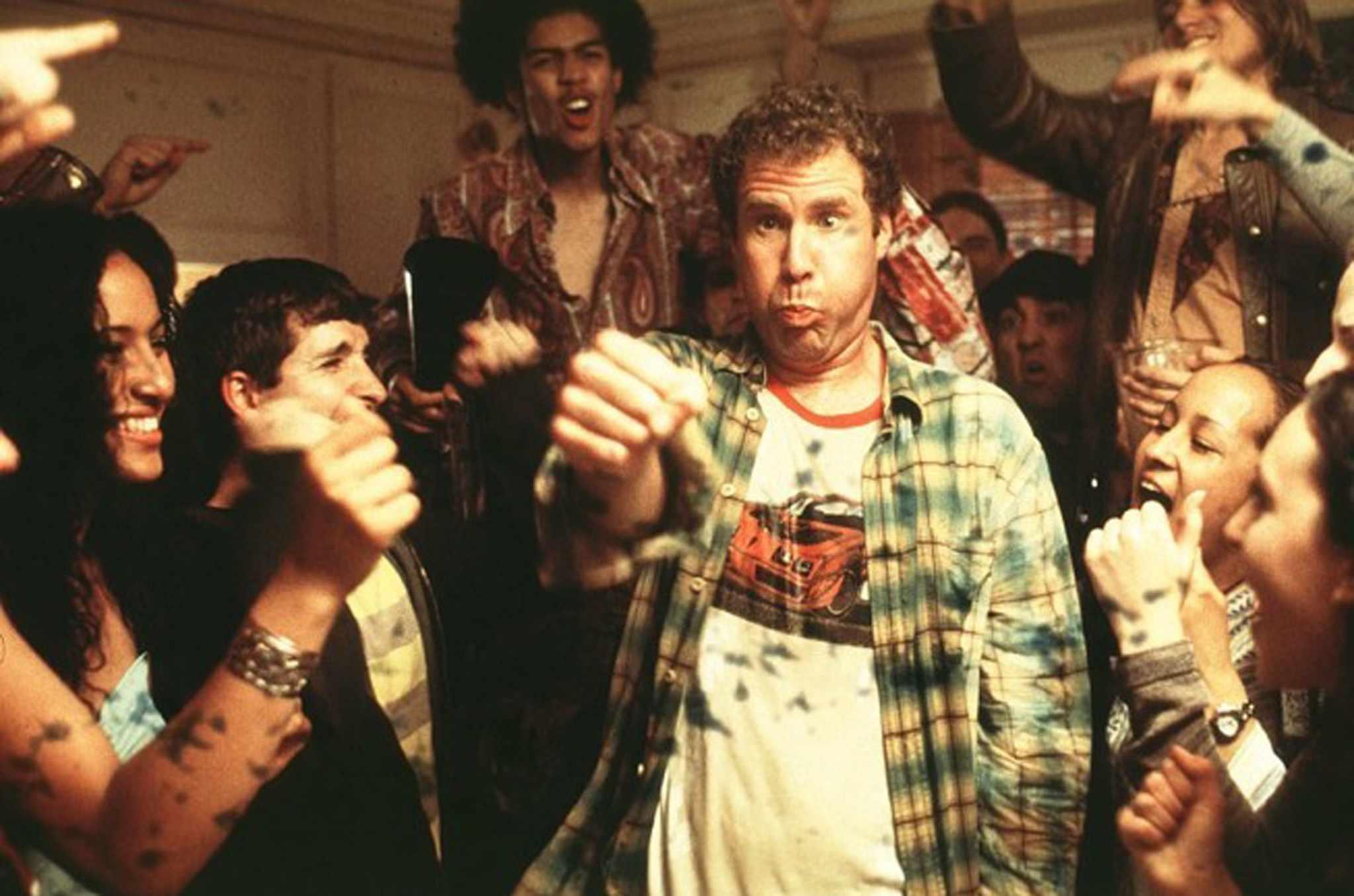 Will Ferrell in Old School