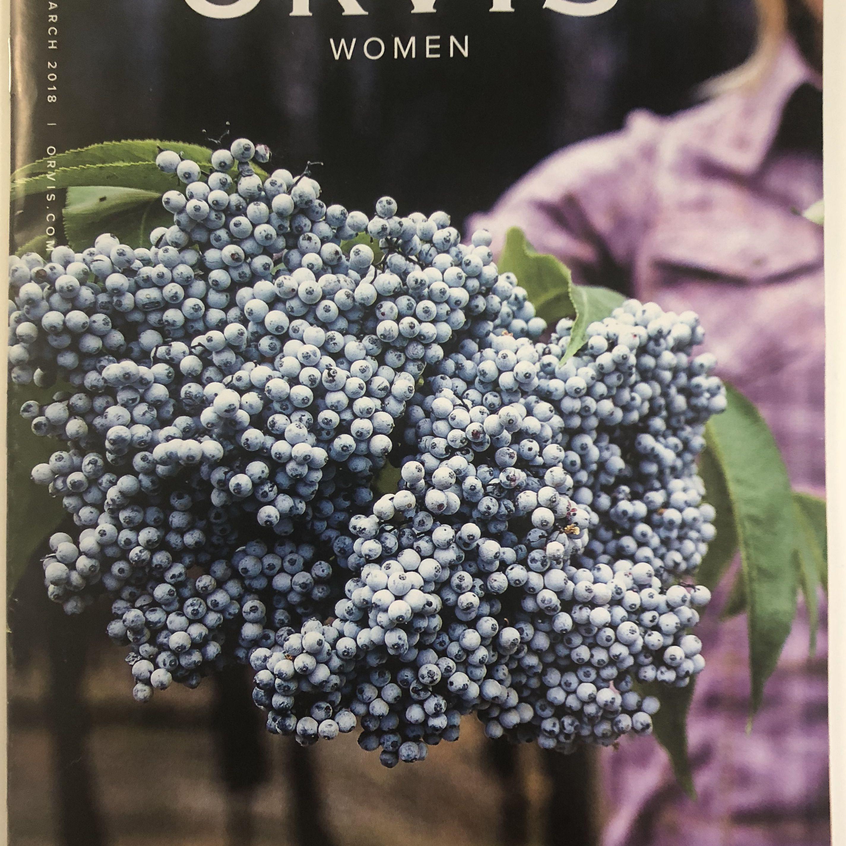 The 2018 Orvis Women catalog