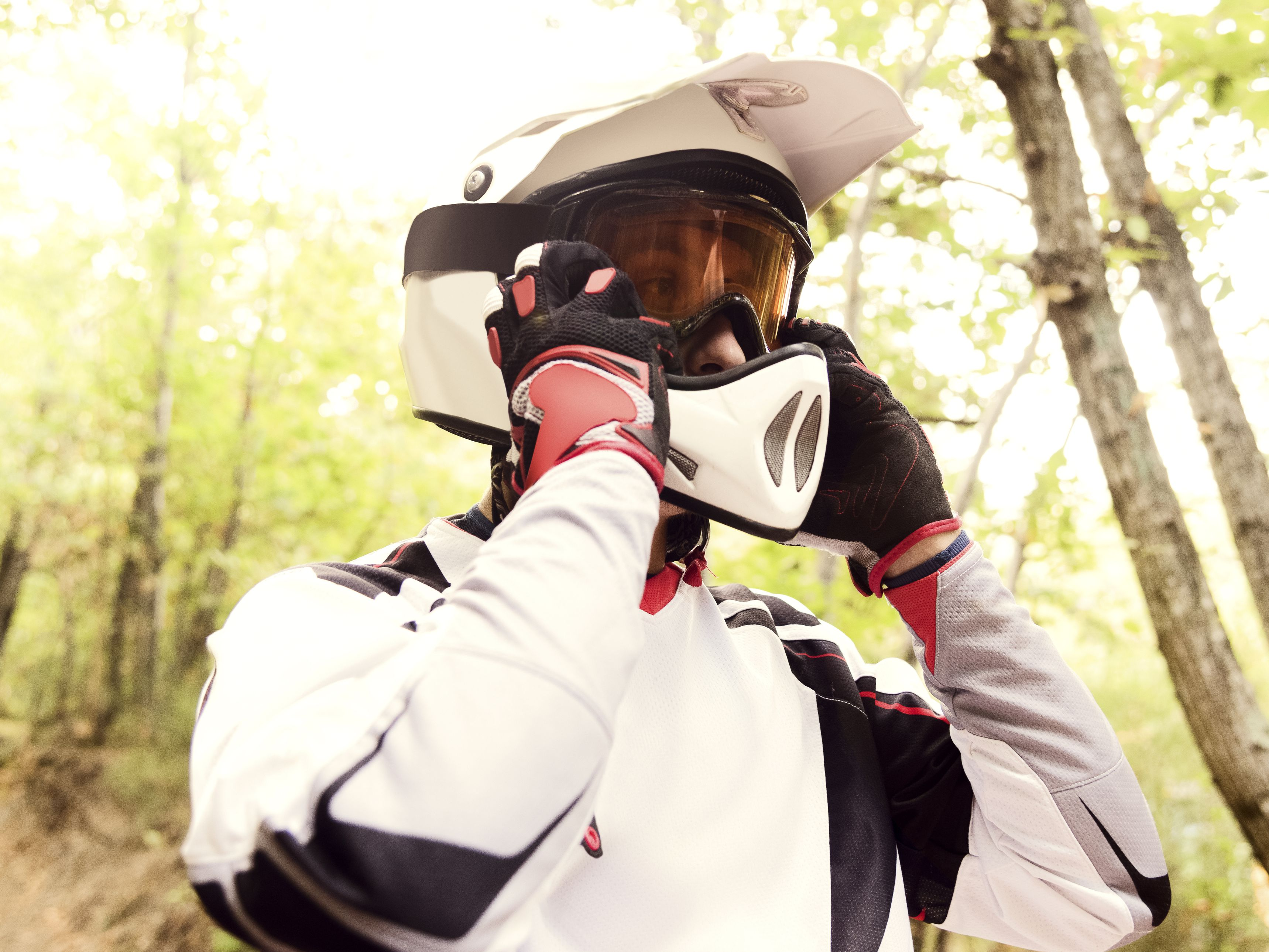 What to Look for When Buying an Off-Road or ATV Helmet