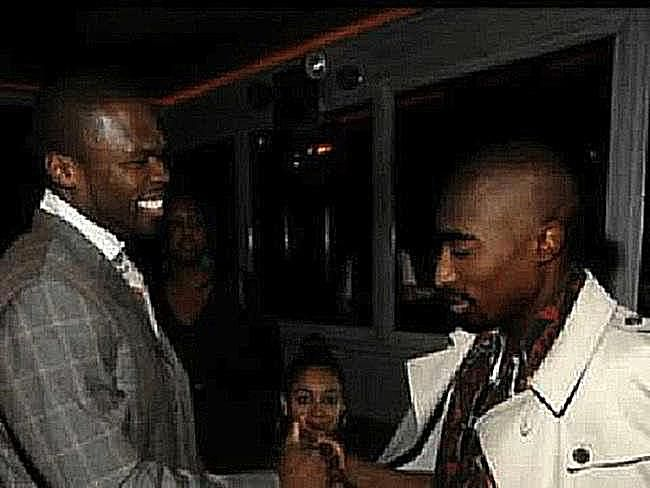 Tupac and 50 Cent