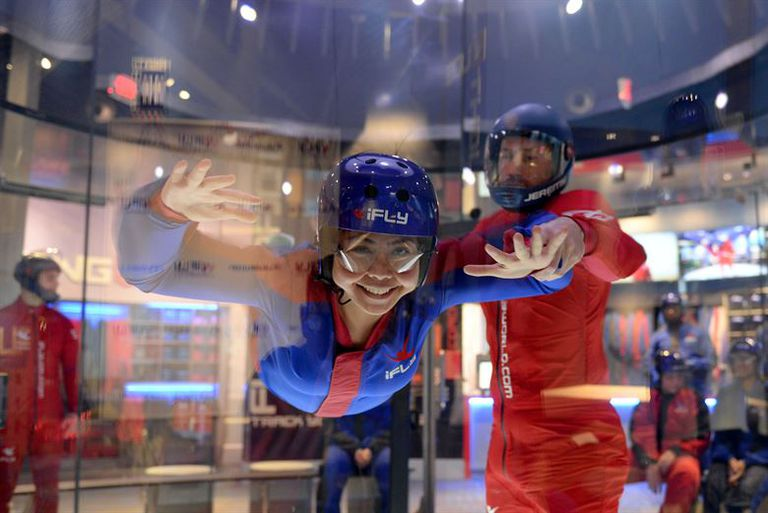 Indoor Skydiving In The Usa