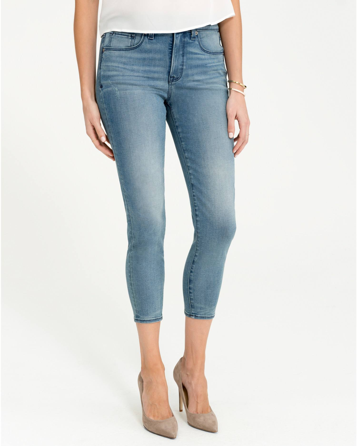 567fa980bfd11 Best Tummy Control Jeans That Give You a Flat Stomach