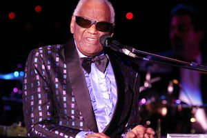Ray Charles in Concert at Resorts Atlantic City