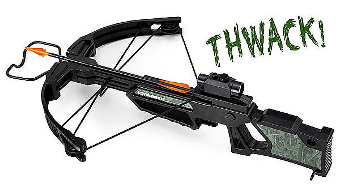 Daryl's Crossbow from The Walking Dead