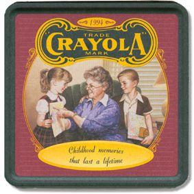 Sharing the Memories of Crayola -1994