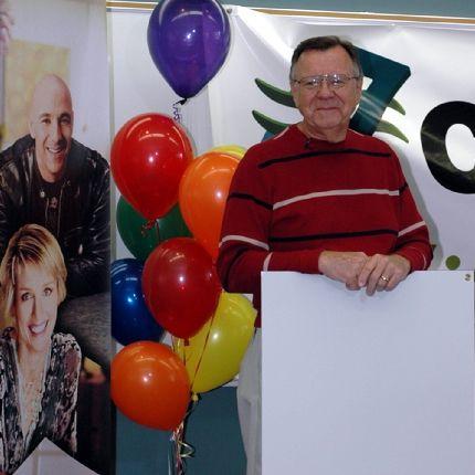 Robert O'Neill Sr., 2007 HGTV Dream Home Winner
