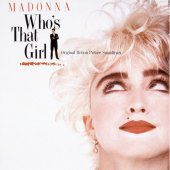 Madonna's Who's That Girl cover