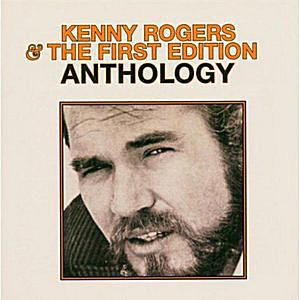 kenny rogers anthology album cover