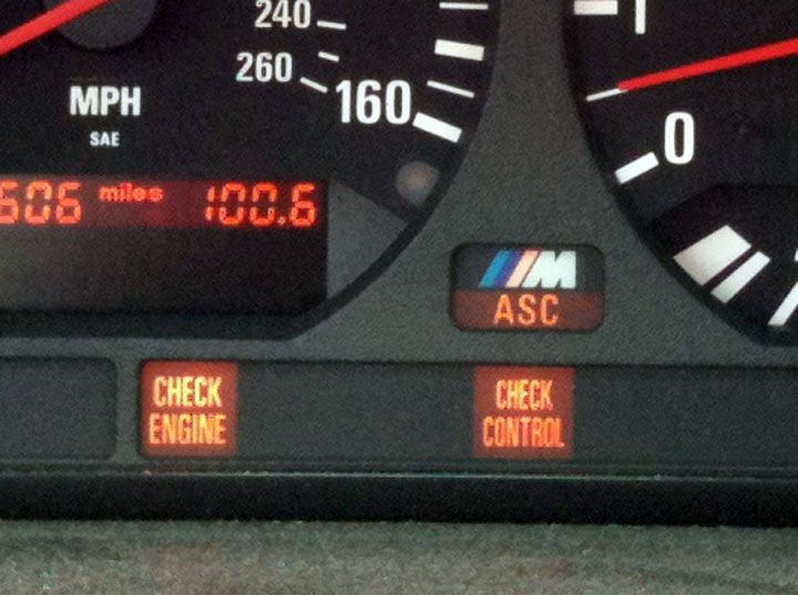 4 Reasons Why Your Check Engine Light Came On
