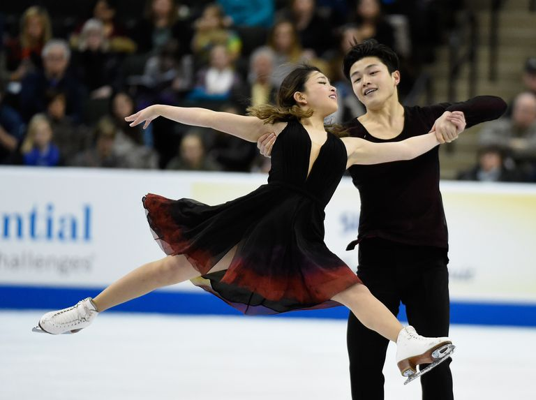 Maia and Alex Shibutani - 2016 US Ice Dance Champions
