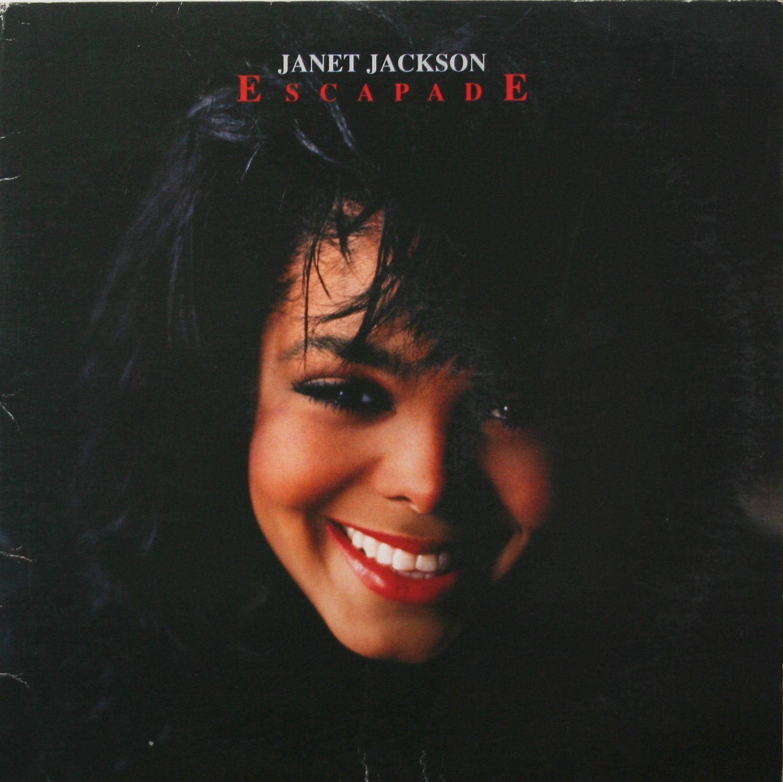 Janet Jackson Escapade