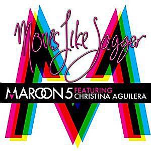 "Maroon 5 - ""Moves Like Jagger"" featuring Christina Aguilera"