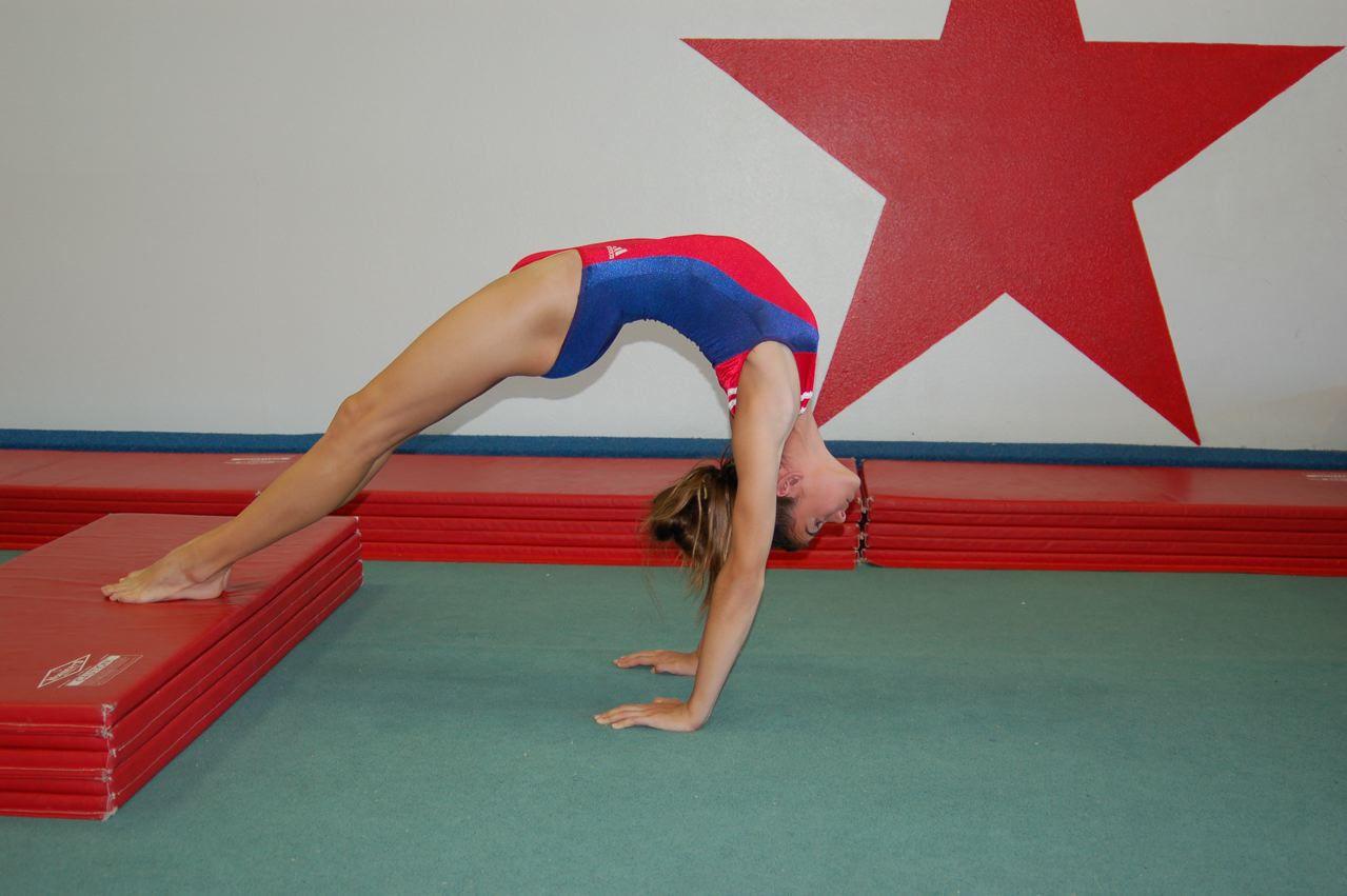 гимнастики на мостике фото - 9