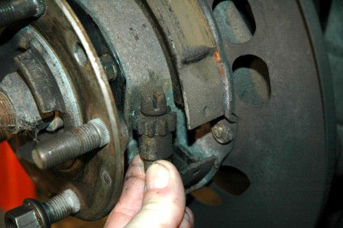 How to Replace a Stripped Wheel Stud