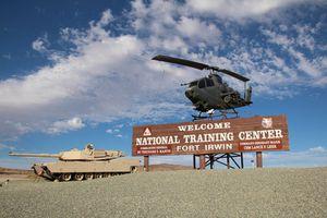Fort Irwin
