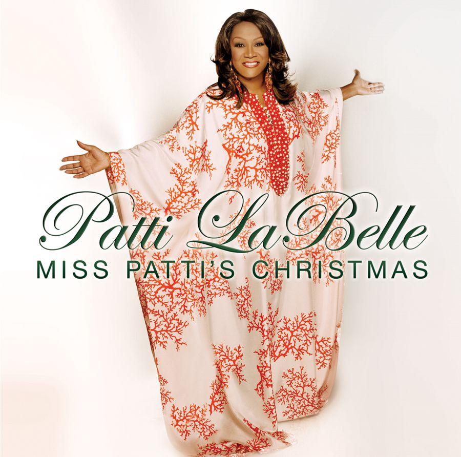 Patti LaBelle Christmas album cover