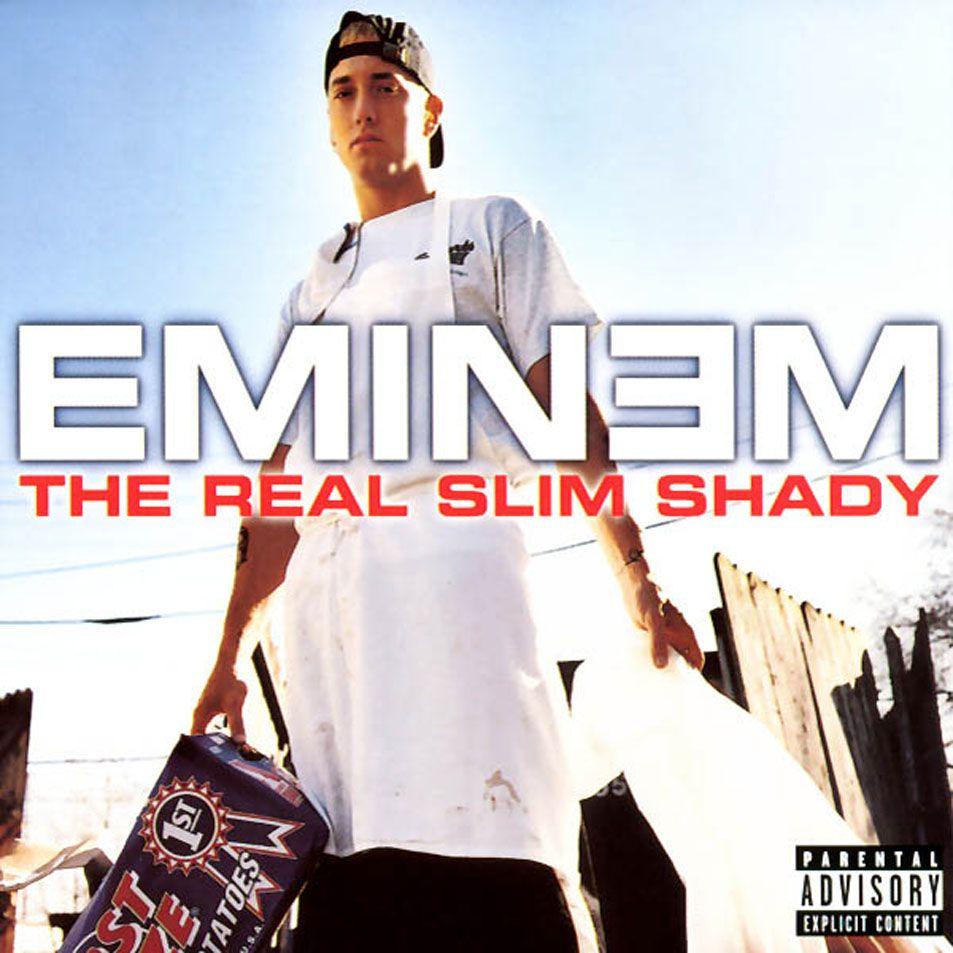 Eminem The Real Slim Shady