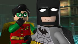 Batman and Robin from Lego Batman: The Videogame