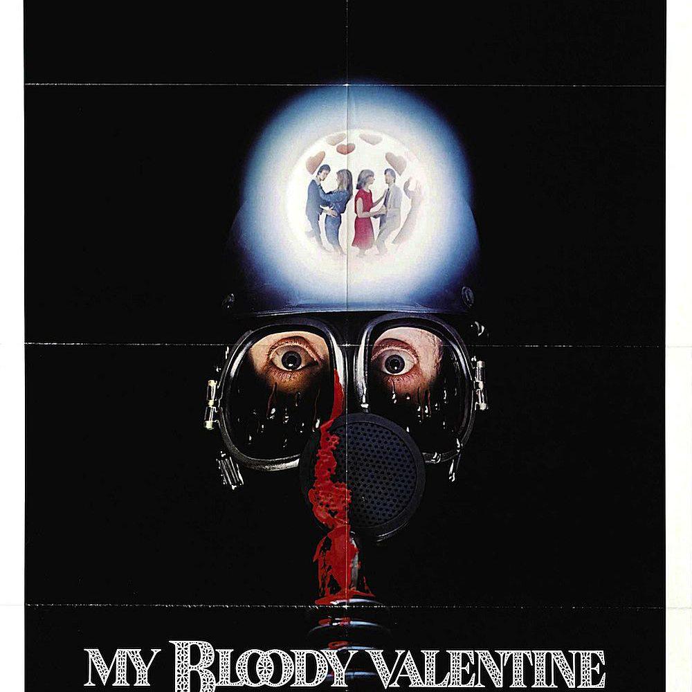My Bloody Valentine - holiday horror movies