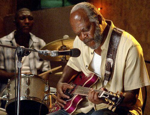 Samuel L Jackson Talks 'Black Snake Moan,' Guitar, And