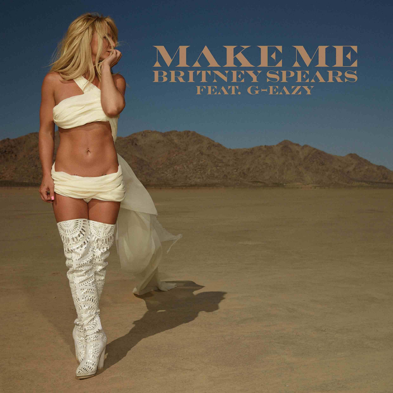 Album art for Britney Spears - Make Me