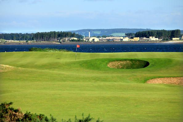 Old Course at St. Andrews Hole 11