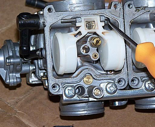 DIY Fix Your Motorcycle's Carburetor