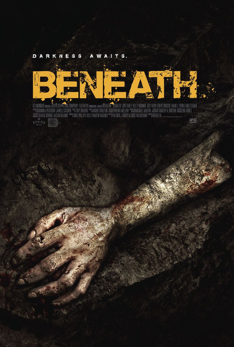 Beneath movie poster