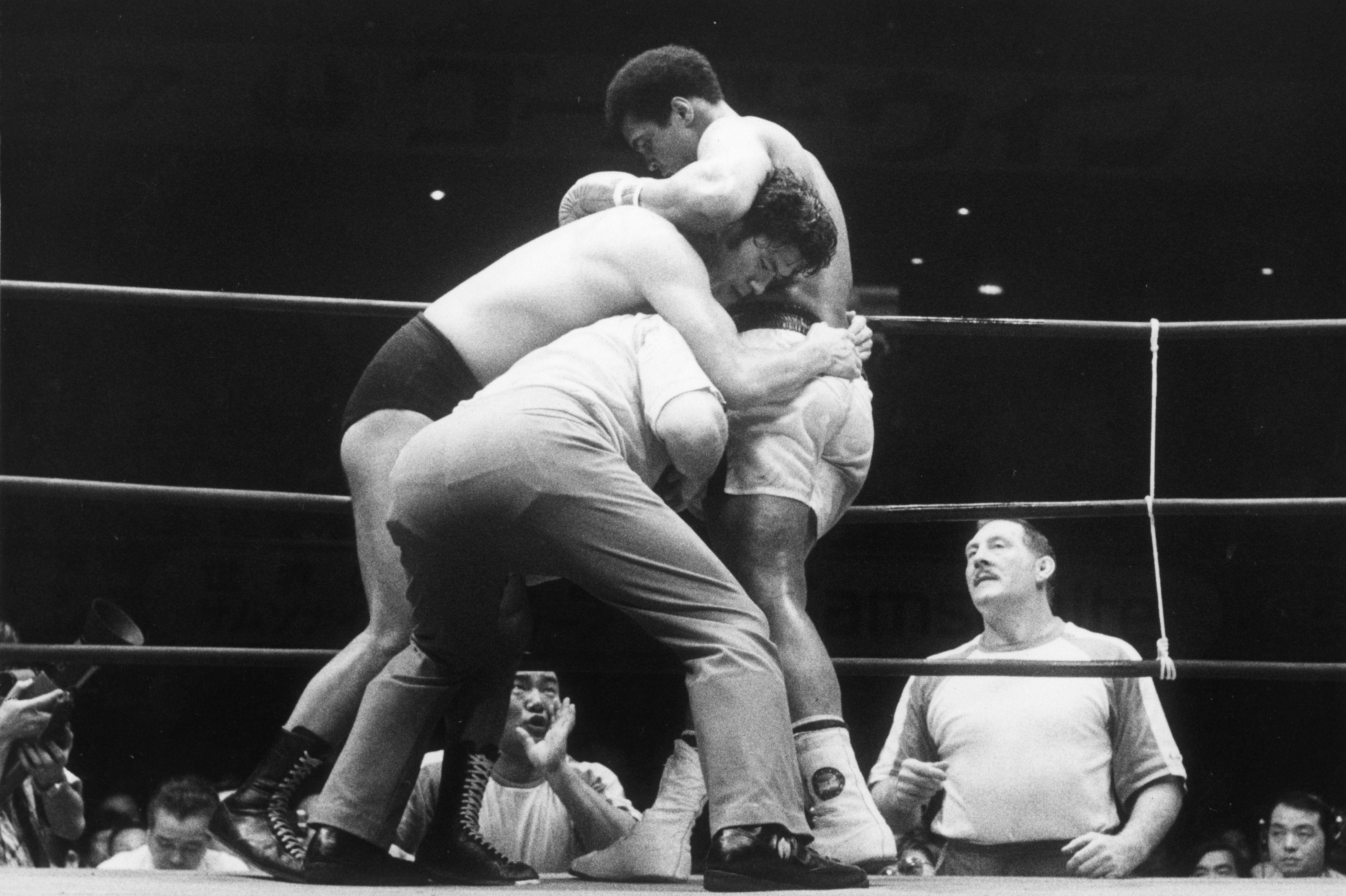 Muhammad Ali vs. Antonio Inoki