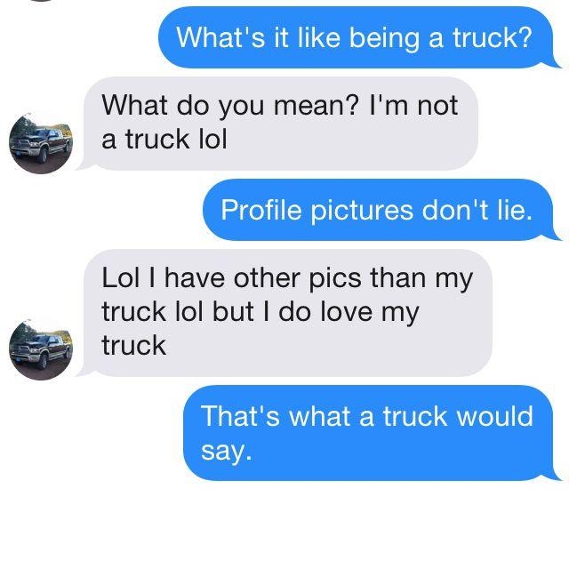 Dirty tinder chats