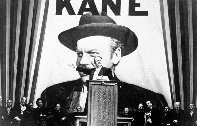 Citizen Kane film still