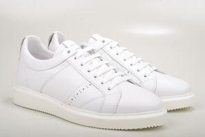 Nubikk Noah Lace Sneaker Kalbsleder white