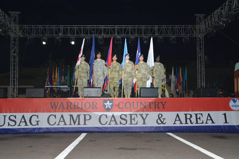 Camp Casey S Korea