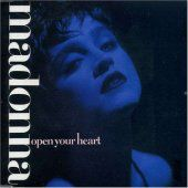 Madonna's Open Your Heart cover