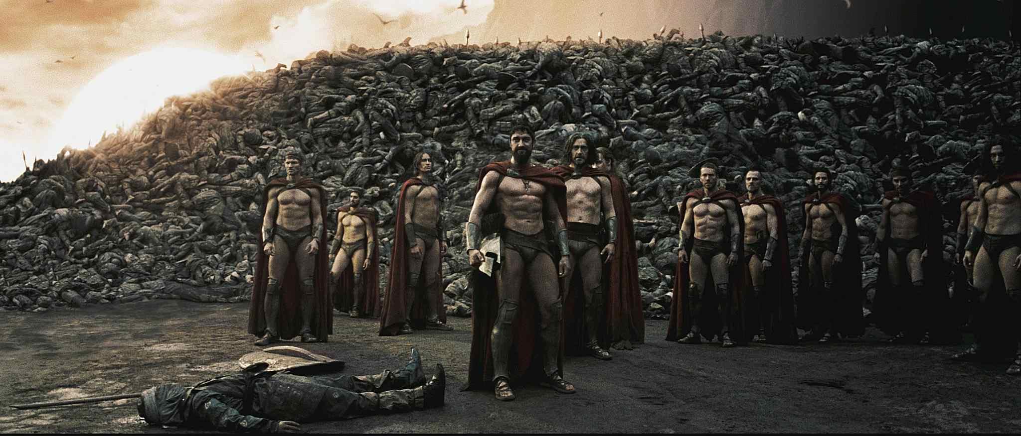 Astinos, Leonidas, and Captain