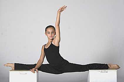 Oversplits to learn splits