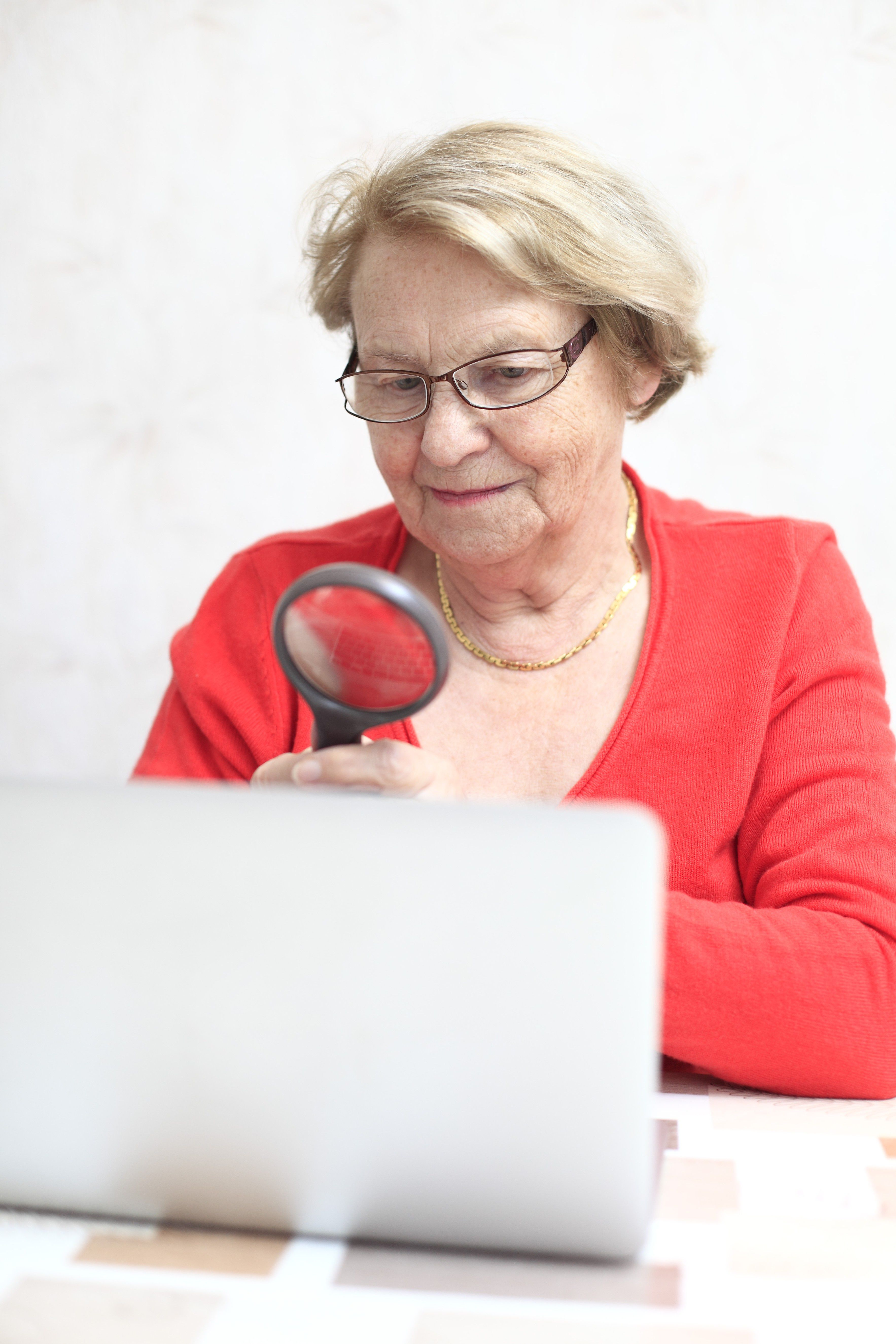 France, elderly and new technologies