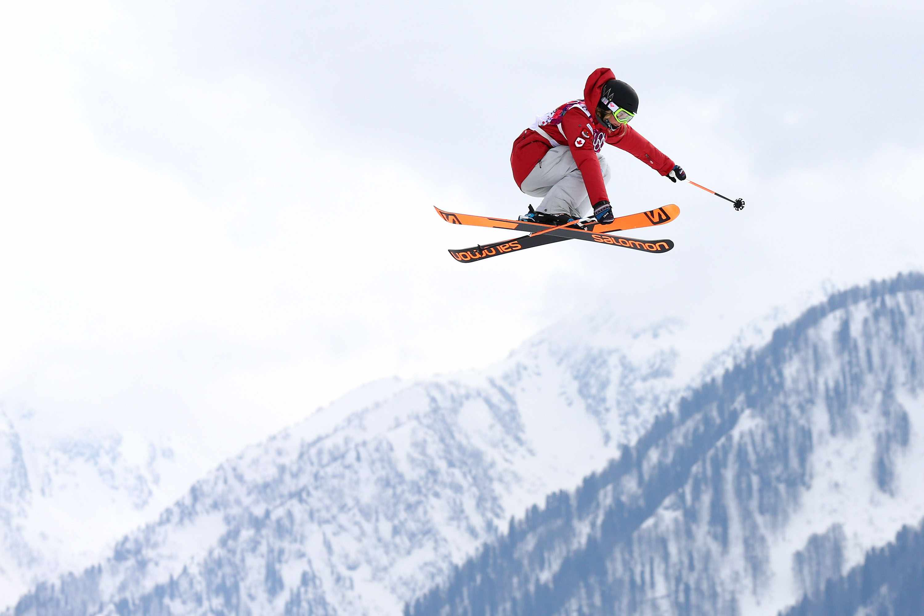 skiing events at the winter olympics. Black Bedroom Furniture Sets. Home Design Ideas