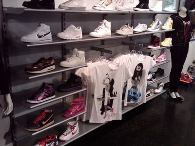 The Hottest Sneaker Stores in Bangkok