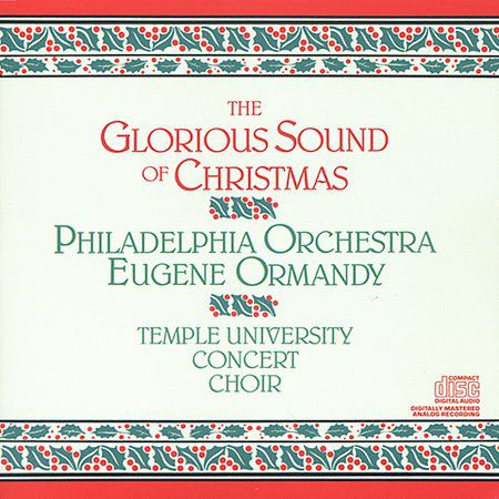 The Glorious Sound of Christmas cover
